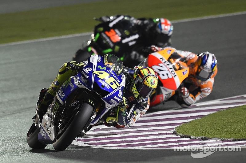 2014 - GP du Qatar (de 10e à 2e)