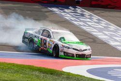 Vainqueur: Kyle Busch, Joe Gibbs Racing Toyota