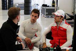 Matthias Huber, Filipe Albuquerque (P), Marco Bonanomi (I)