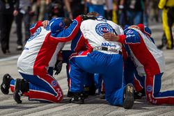 Miembros del equipo Penske Racing