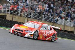 Valdeno Brito et Jeroen Bleekemolen, Shell Racing Chevrolet