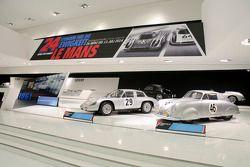Выставка о Ле-Мане в музее Porsche, особое событие.