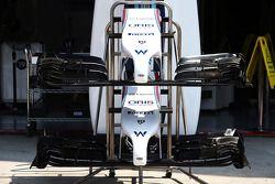 Williams FW36, Frontflügel