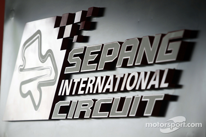 Sepang International Circuit, il logo