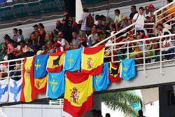 Banderas de Fernando Alonso, Ferrari