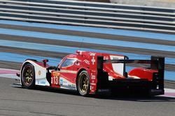 #13 Rebellion Racing Lola B12/60 Coupe, Toyota: Andrea Belicchi, Mathias Beche