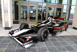 Auto de exhibición 2014