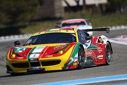 #71 AF Corse, Ferrari F458 Italia: Davide Rigon