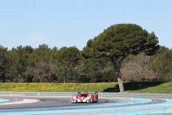 #13 Rebellion Racing Lola B12/60 Coupe Toyota: Andrea Belicchi, Mathias Beche