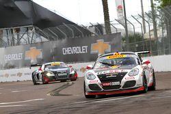 #72 GTSport Racing Porsche Cayman: Buz McCall