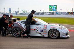 #51 SFR Enterprises Nissan 370Z: Ric Bushey