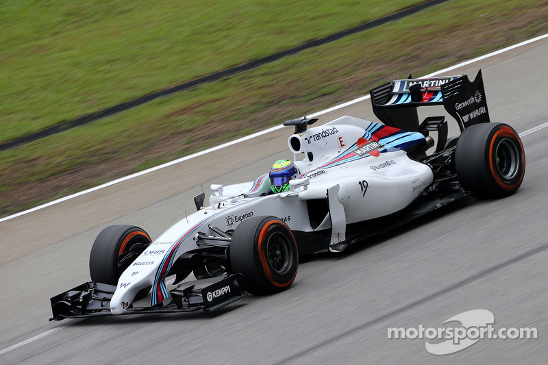 Felipe Massa , Williams F1 Takımı