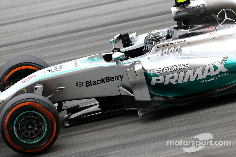 Nico Rosberg (ALE), Mercedes AMG F1 Team