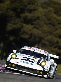 #92 Porsche Team Manthey Porsche 911 RSR: Marco Holzer, Frederic Makowiecki, Richard Lietz