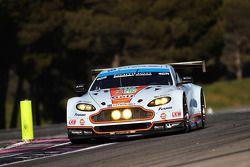 #99 AMR Aston Martin Vantage V8: Alex MacDowell, Darryl O'Young, Fernando Rees