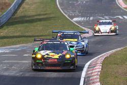 Norbert Siedler, Hans Guido Riegel, Mike Stursberg, Haribo Racing Team, Porsche 911 GT3 R
