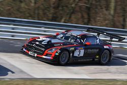 兰斯·大卫·阿诺德,热罗恩·布里克莫伦,安德烈亚斯·西蒙斯,黑隼车队,梅赛德斯奔驰SLS AMG GT3