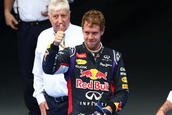 third place Sebastian Vettel, Red Bull Racing