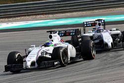 Felipe Massa (BRA), Williams F1 Team y Valtteri Bottas (FIN), Williams F1 Team 30