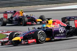 Sebastian Vettel (GER), Red Bull Racing y Daniel Ricciardo (AUS), Red Bull Racing 30