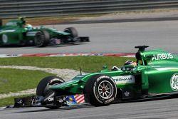 Kamui Kobayashi (JPN), Caterham F1 Team 30