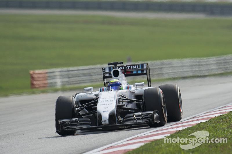 Felipe Massa fue el más rápido