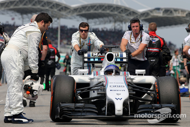 Felipe Massa , Williams F1 Takımı 30