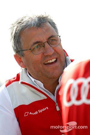 Ernst Moser, Audi Sport Team Phoenix