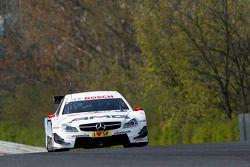 Paul Di Resta, Mercedes AMG DTM-Team HWA, DTM Mercedes AMG C-Coupe