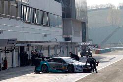 Vitaly Petrov, Mercedes AMG DTM-Team HWA, DTM Mercedes AMG C-Coupe