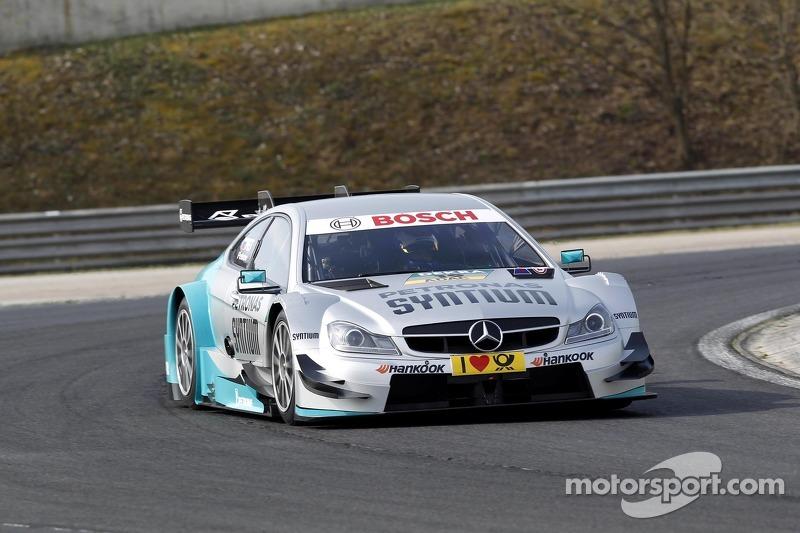 2014 год: пять побед. Одна их них принадлежит Паскалю Верляйну – он стал самым молодым пилотом в DTM и самым молодым победителем гонки. В том году сезон с Mercedes провел и россиянин Виталий Петров, ни разу в сезоне не попав в десятку на финише
