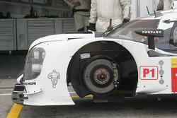 Porsche 919 Hybrid: détail