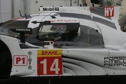 Porsche 919 Hybrid, dettaglio
