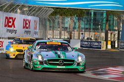 #54 Black Swan Racing Mercedes AMG SLS GT3: Tim Pappas