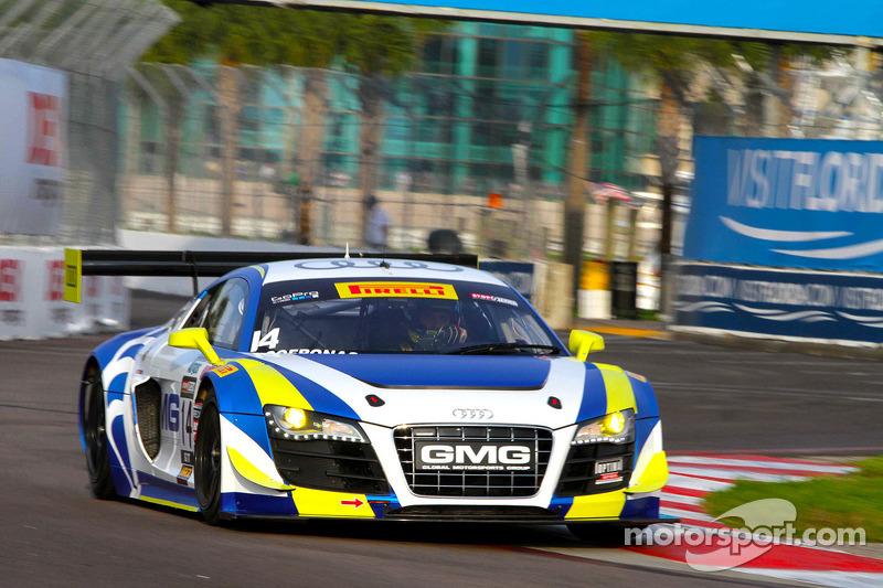 #14 GMG Audi R8 ultra: James Sofronas