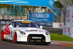 #12 CRP Racing Nissan GTR: Mike Skeen