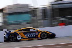 #9 K-PAX Racing 迈凯伦 MP4-12C GT3: 阿历克斯·菲格