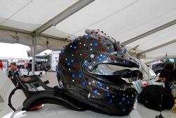 一个有趣的头盔