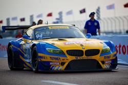 #94 Turner Motorsport 宝马 Z4 宝马: 达内·卡梅隆