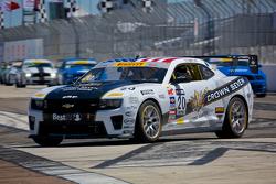 #20 Best IT/Crown 7 Chevrolet Camaro: Lawson Aschenbach et Andy Lee