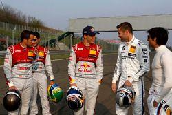 Timo Scheider, Audi Sport Takımı Abt Sportsline, Audi A5 DTM, Martin Tomczyk, BMW Schnitzer Takımı B
