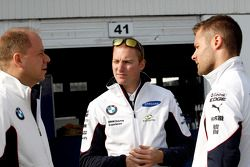 Maxime Martin, BMW Team RMG, BMW M4 DTM und Martin Tomczyk, BMW Team Schnitzer, BMW M4 DTM