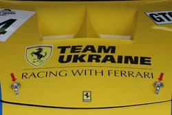 Team Ukraine Ferrari