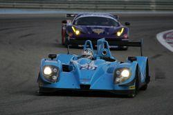 #29 Pegasus Racing 摩根 日产: Julien Schell, Niki Leutwiller, 乔纳森·科尔曼, 方骏宇