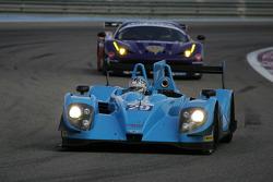 #29 Pegasus Racing Morgan Nissan: Julien Schell, Niki Leutwiller, Jonathan Coleman, Adderly Fong