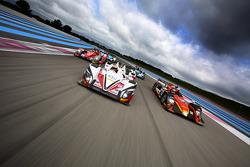 #38 Jota Sport Zytek Z11SN Nissan: Simon Dolan, Harry Tincknell, Filipe Albuquerque, Marc Gene