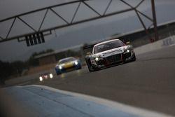 #51 Sébastien Loeb Racing Audi R8 LMS ultra: Henry Hassid, Mike Parisy, Anthony Beltoise, Roland Ber