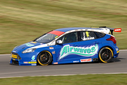 Mat Jackson, Airwaves Racing