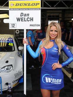 Welch Motorsport, ragazza