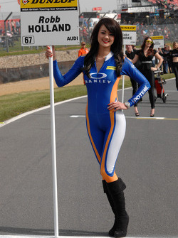 Rotek Racing Grid Girl